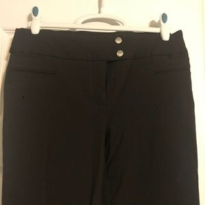 NWOT Style & Co Stretch Brown Capri Pants 8PS